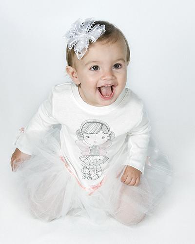 Ashlyn's Pretty Ballerina Dress