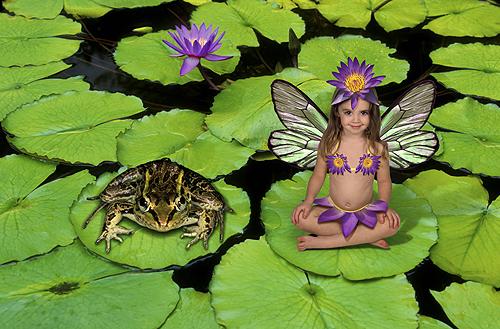 Jessie, Lily Pad Fairy
