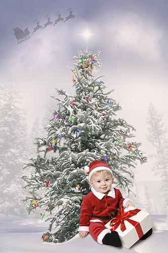 Jason, Santa's Helper