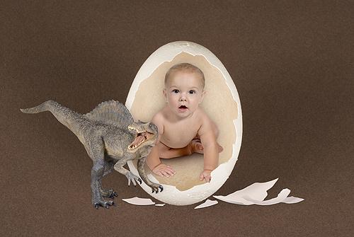 Jake and the Dinosaur Egg