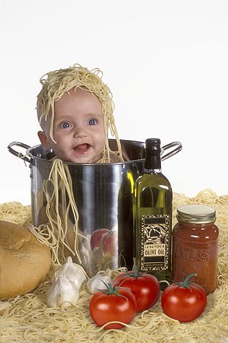 J.P., Spaghetti Tot