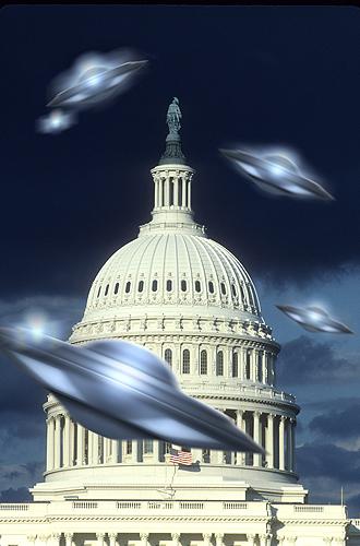 UFO's Over D.C.