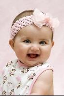 Hayden's Pink Bow