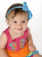 Ashlyn's Butterfly Dress