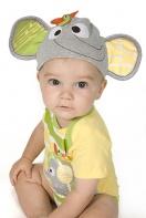 Daniel's Elephant Hat