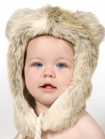Brooklyn's Fashion Fur Hat