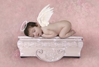 Veronica, Baby Angel on a Shelf