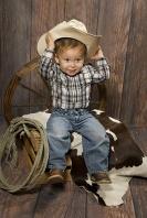Jase, The Little Cowboy