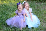 Ashlyn and Hayden, Little Princesses