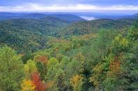 Autumn Landscape North Carolina