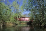 Covered Bridge, Brown County, Nashville, Indiana