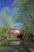 Covered Bridge, Brown County, Nashville Indiana