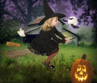 Hayden, The Flying Witch