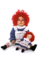 Sarah, Little Rag Doll