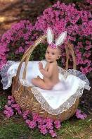 Sophie, Spring Basket