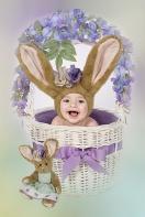 Ashlyn, The Funny Little Bunny