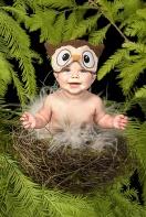 Gwendoline, Baby Owl