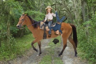 Eden and Trace, Deep in the Heart of Florida
