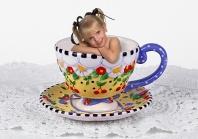 Sarah, Teacup Fun