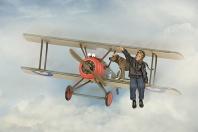 Lane, Fantasy Flight of the Biplane