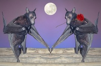 Bat Dance-By The Light of The Silvery Moon